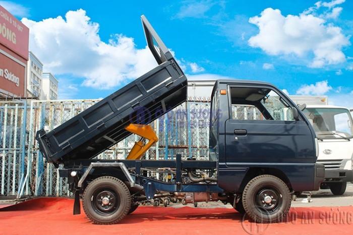 Xe ben Suzuki 500kg Carry Truck thùng 0.6 khối EURO 4 trả trước  28 triệu đồng khuyến mãi 5 chỉ vàng 10