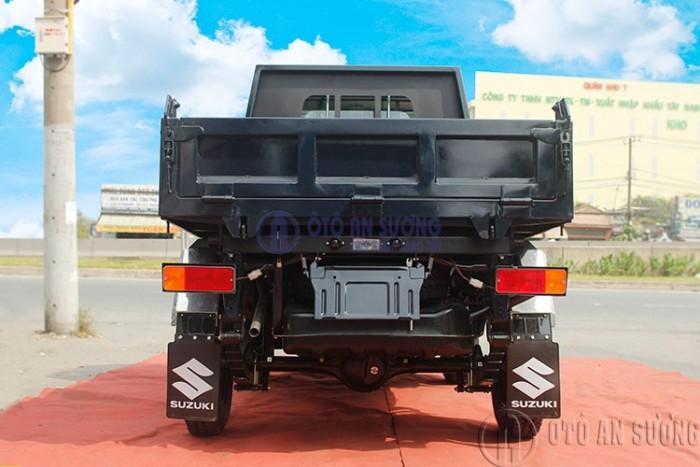 Xe ben Suzuki 500kg Carry Truck thùng 0.6 khối EURO 4 trả trước  28 triệu đồng khuyến mãi 5 chỉ vàng 9