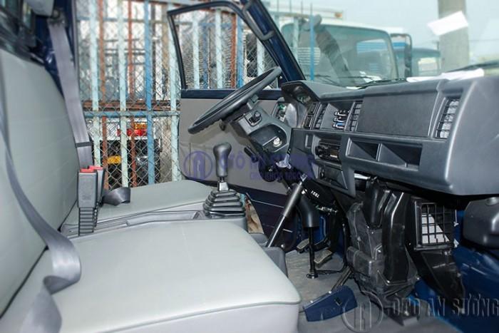 Xe ben Suzuki 500kg Carry Truck thùng 0.6 khối EURO 4 trả trước  28 triệu đồng khuyến mãi 5 chỉ vàng 8