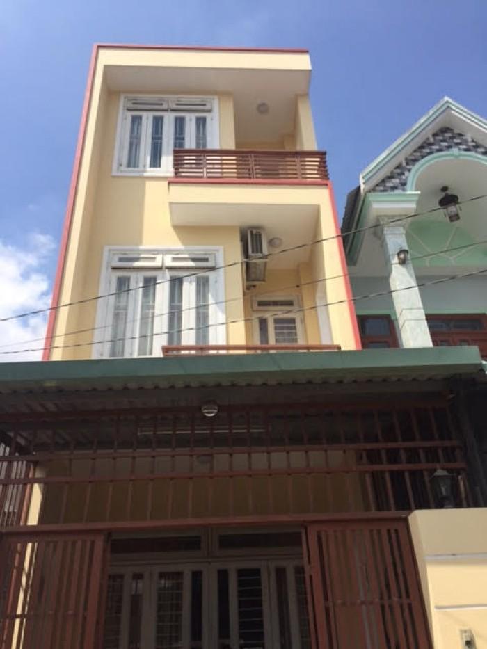 Bán Nhà Đường Lương Thế Vinh - P.tân Thới Hoà - Q. Tân Phú