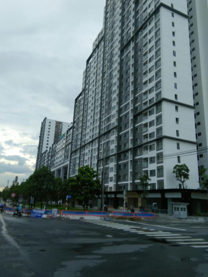 Bán căn hộ trung cư cao cấp New City - quận 2 View đẹp