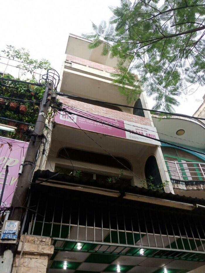 Bán MTKD đường Tân Sơn Nhì  4m x 19m , 4.5 tấm, giá 14 tỷ 280, Q Tân Phú