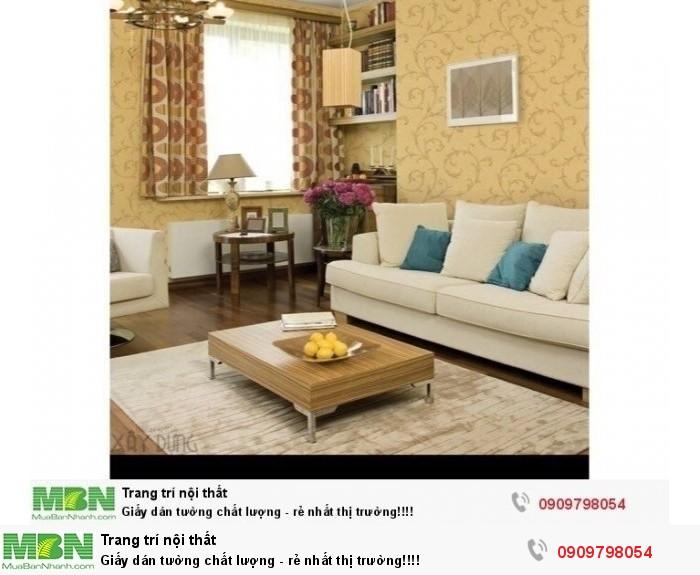 Giấy dán tường chất lượng - rẻ nhất thị trường!!!!