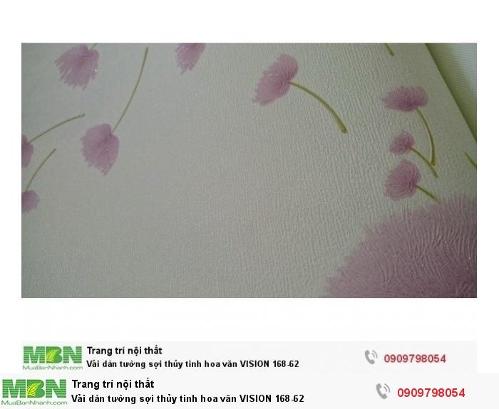 Vải dán tường sợi thủy tinh hoa văn VISION 168-62