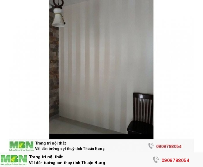 Vải dán tường sợi thuỷ tinh Thuận Hưng