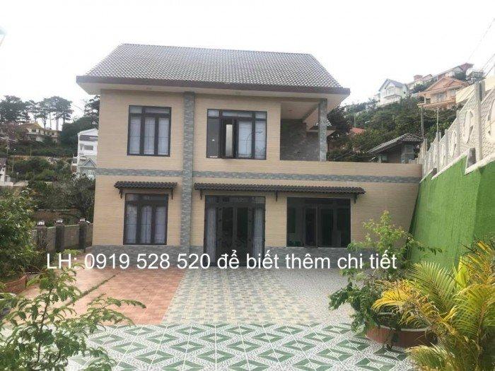 Bán nhà biệt thự nhỏ tại Đà Lạt, tỉnh Lâm Đồng,