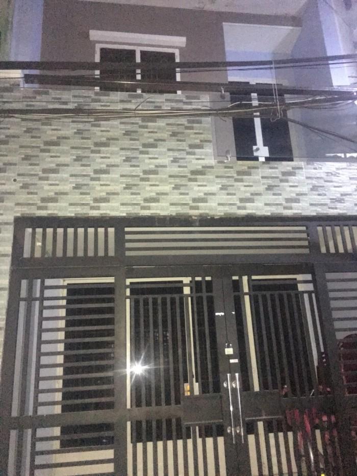 Bán nhà hẻm đường Bình Long , P Phú Thạnh Q Tân Phú