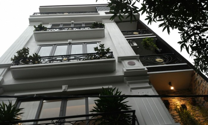 Bán Liền Kề La Khê-Hà Đông, có nội thất (50m2*5T) đầy đủ nội thất, gara ô tô