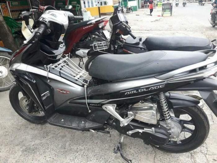 Bán xe máy cũ trả góp_Honda Airblade