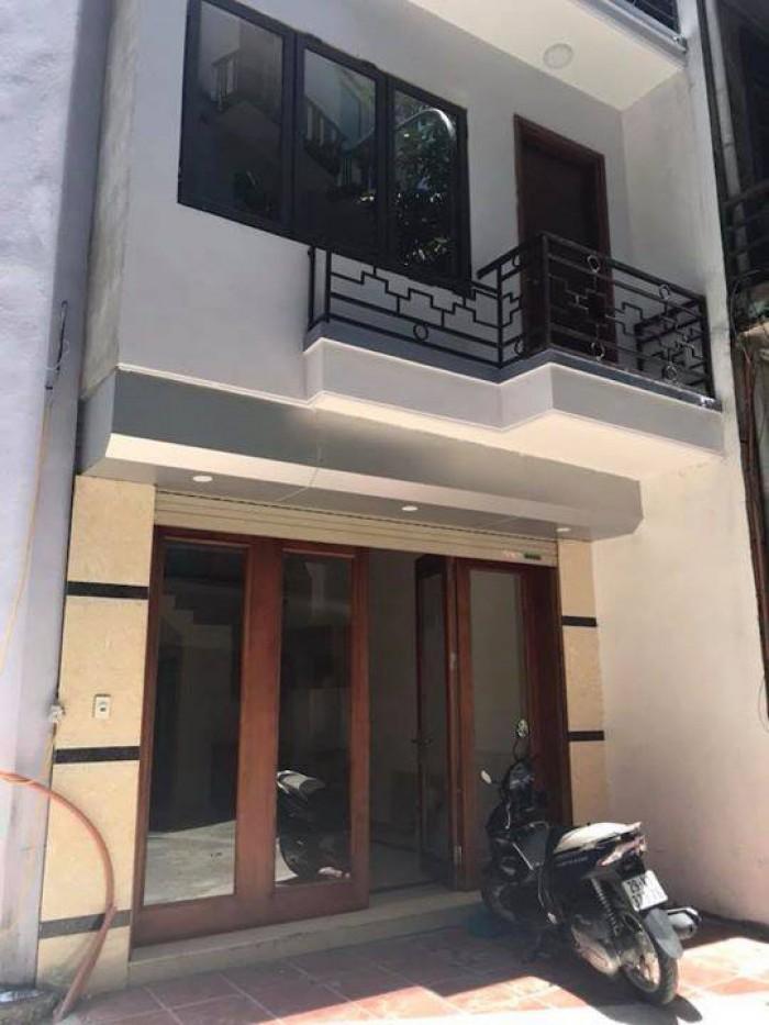 Bán Nhà Phân Lô, OTO Tránh Lạc Long Quân 44m2, 5 tầng, MT 5m, Tây Hồ, Hà Nội