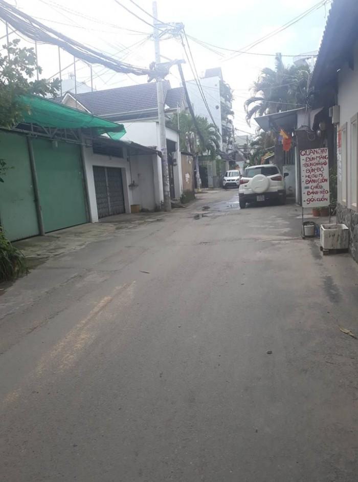 Bán 4 tầng, Phạm Văn Chiêu, p16,Gò Vấp,Dt:4x16