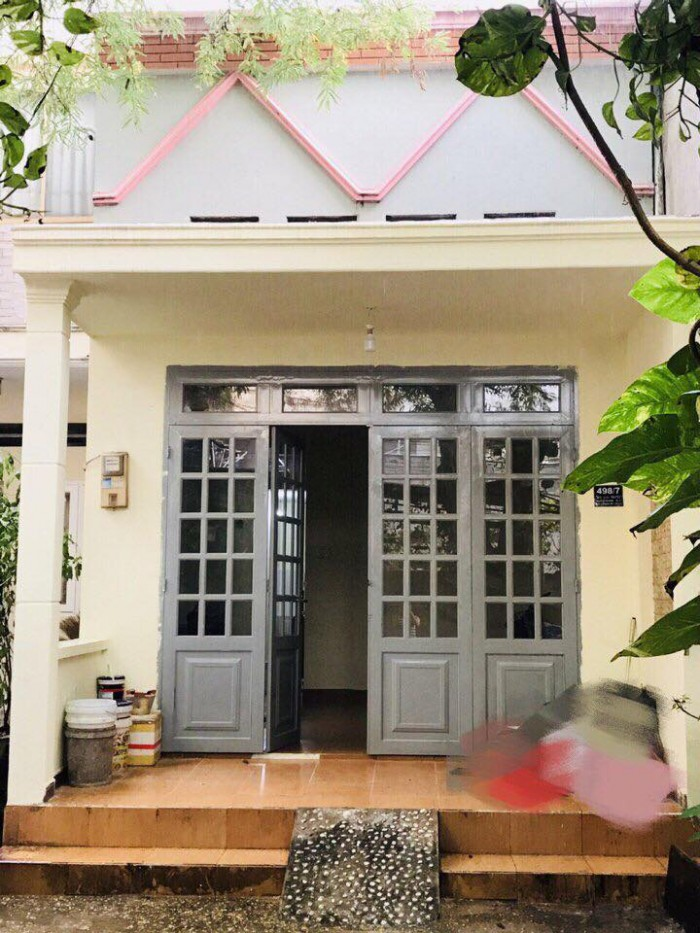Cho thuê nhà nguyên căn 3pn,2wc Nguyễn Thị Định chỉ 7 triệu/tháng