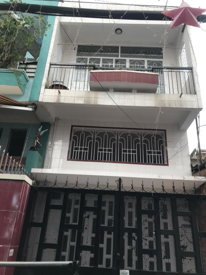 Cho thuê nhà hẻm giá rẻ đường Đỗ Thừa Luông, PTân Quý Q Tân Phú