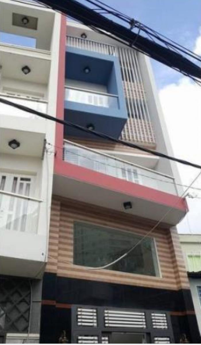 Bán nhà mặt tiền Trần Văn Kiểu, Phường 10, Quận 6 Diện Tích 112m2 vị trí đẹp