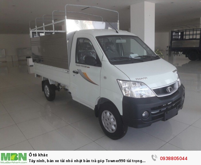 Thaco Khác sản xuất năm 2018 Số tay (số sàn) Xe tải động cơ Xăng