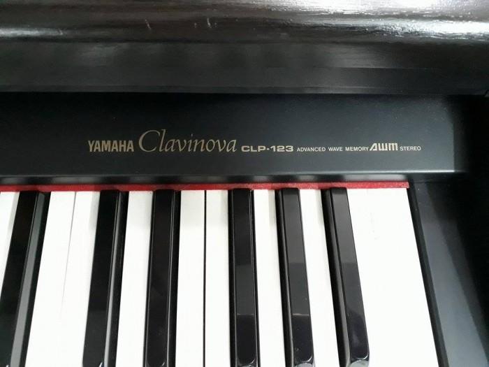 Đàn Piano điện Yamaha CLP-123 , giá rẻ bất ngờ - âm thanh xuất sắc!!!1