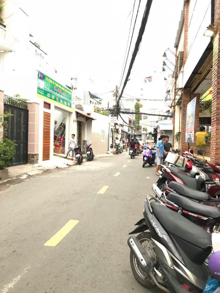 Bán nhà MT Tân Bình Đường Gò Cẩm Đệm Phường 10 63m2 3 tầng