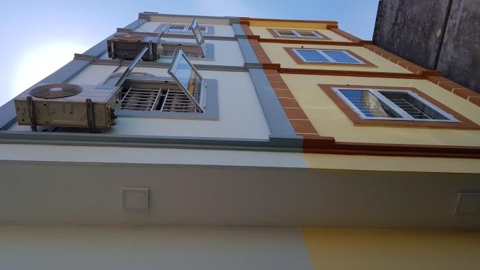 Phố Lụa, Vạn Phúc 5 tầng (33m2, Tây Bắc) hỗ trợ 70%. (tặng 2 ĐH, NL)