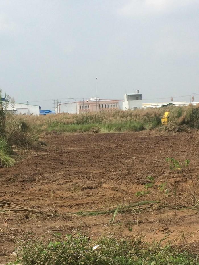 HOT! Bán đất mặt tiền ngay Khu công nghiệp Tây Bắc Củ Chi, 300 m2