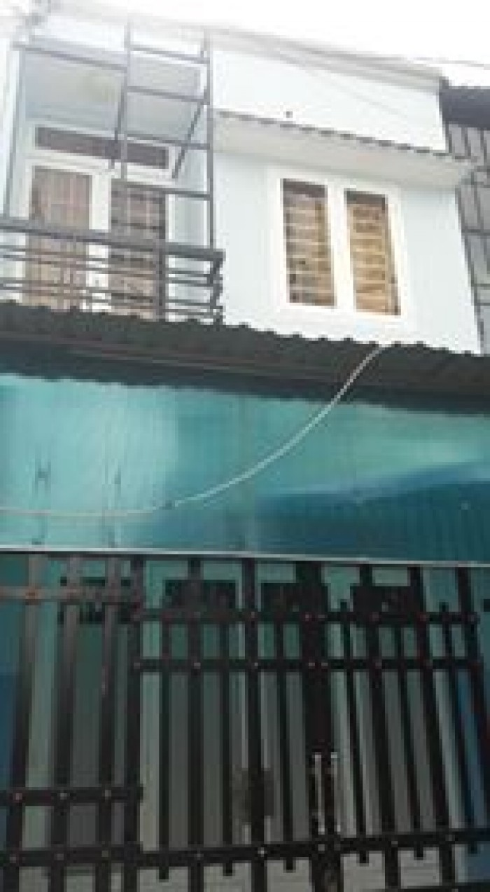 Nhà bán đường Bùi Quang Là ,p12 Gò Vấp ,dt,3.5x 6 đúc 1 trệt ,1 lầu