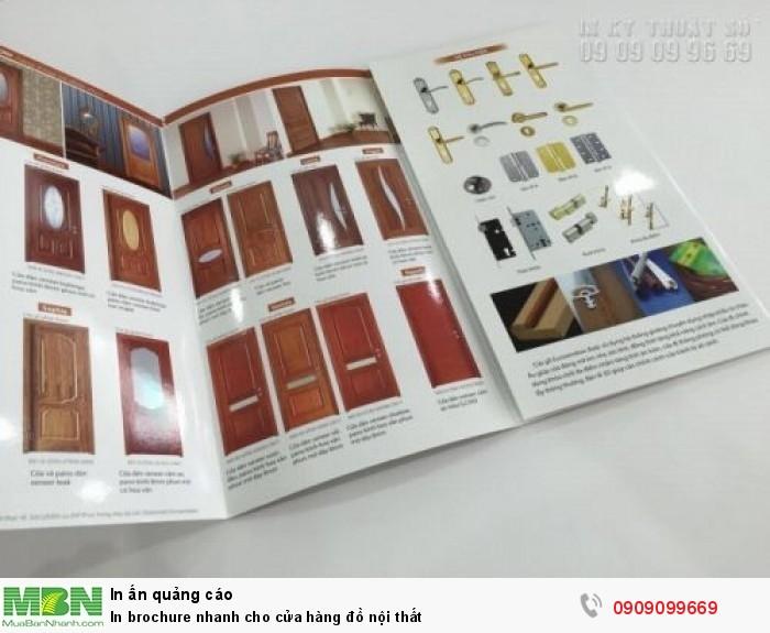 Nhận báo giá in brochure giá rẻ cùng In Kỹ Thuật Số - gửi email báo giá in brochur...