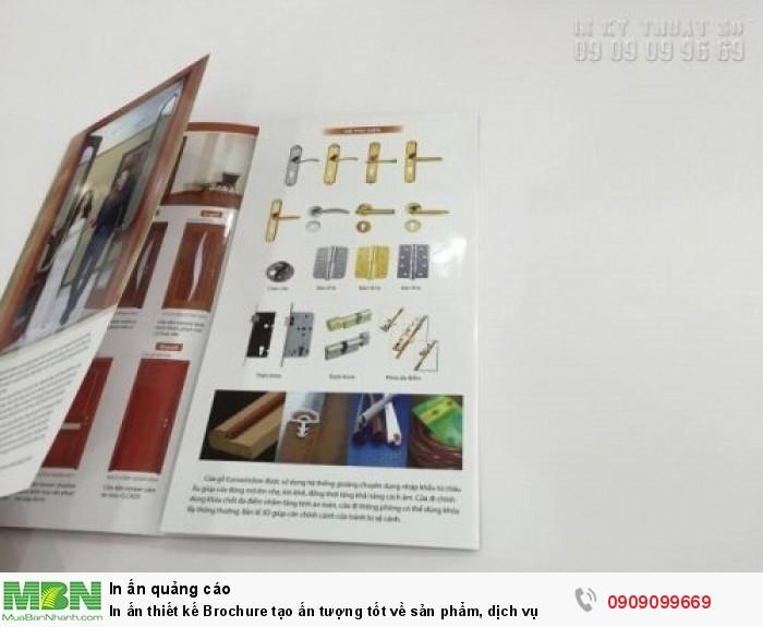 Thiết kế brochure giá bao nhiêu tại TPHCM - Dịch vụ thiết kế brochure giá rẻ - Xe...
