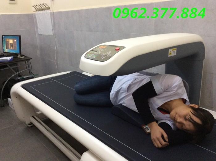 Máy đo loãng xương và đo thành phần cơ thể0
