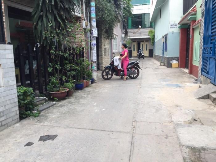 Cần cho thuê nhà hẻm giá rẻ đường Tân Kỳ Tân Quý , P Sơn Kỳ Q Tân Phú