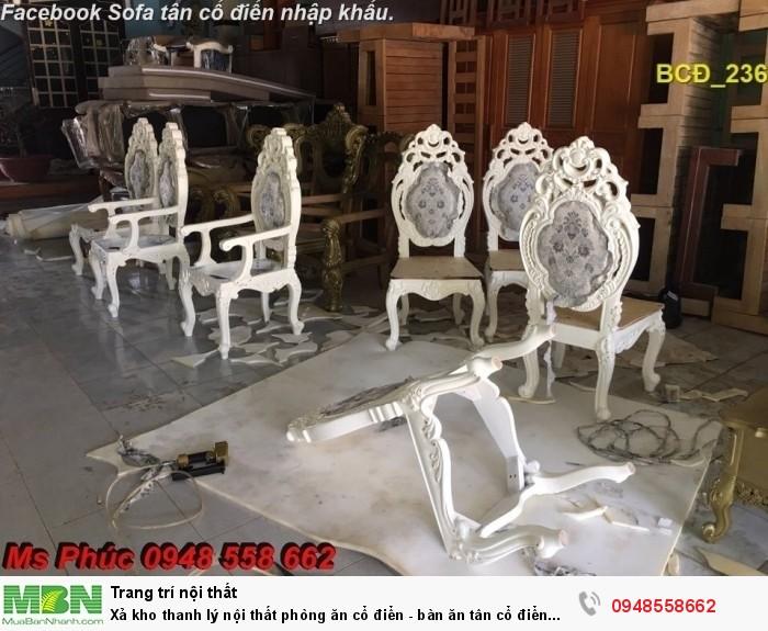 giá bàn ghế ăn cao cấp nhập khẩu Đồng Nai6