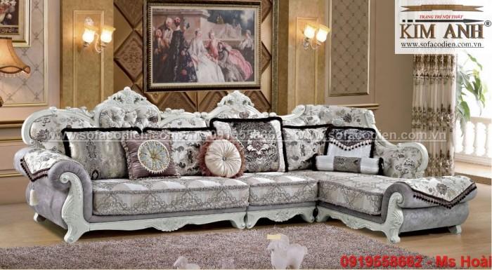 [1] Mua Sofa tân cổ điển giá rẻ ở đâu tại BÌnh Dương , ghế sofa cổ điển