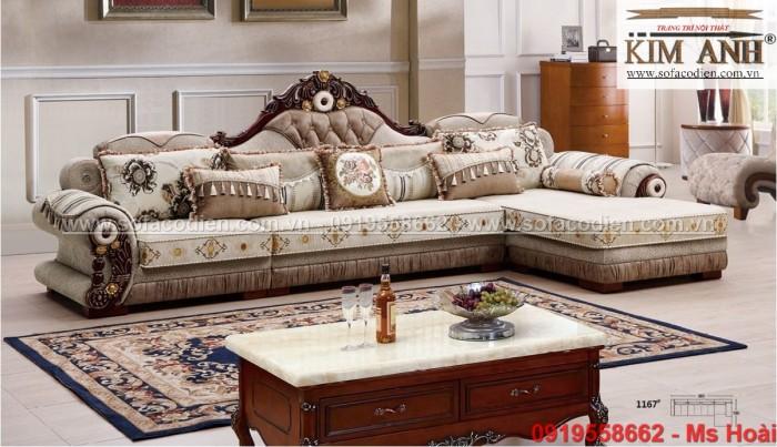 [2] Mua Sofa tân cổ điển giá rẻ ở đâu tại BÌnh Dương , ghế sofa cổ điển