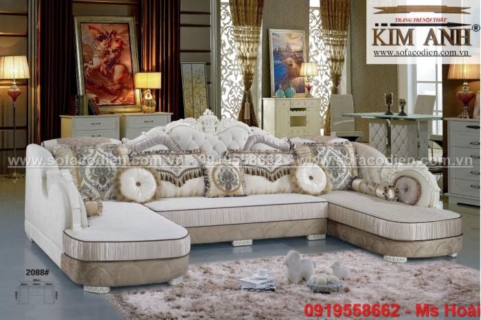 [8] Mua Sofa tân cổ điển giá rẻ ở đâu tại BÌnh Dương , ghế sofa cổ điển
