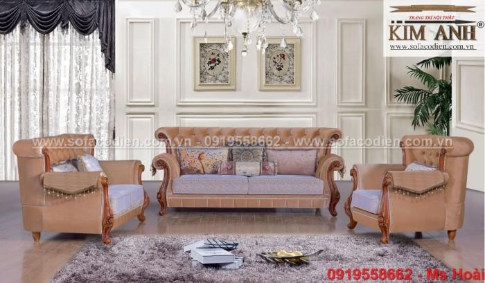[11] Mua Sofa tân cổ điển giá rẻ ở đâu tại BÌnh Dương , ghế sofa cổ điển