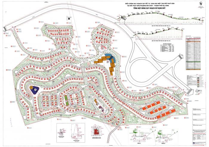 Bán đất nền dự án tại Biệt thự đồi Thủy Sản