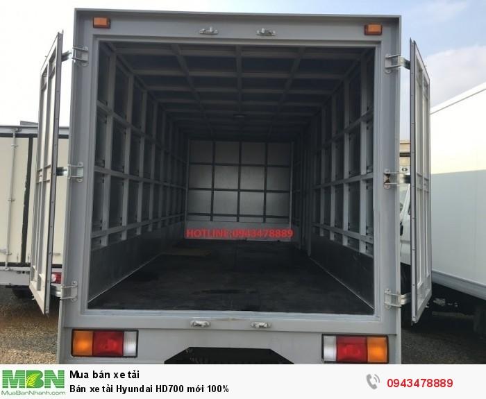 Bán xe tải Hyundai HD700 mới 100% 2