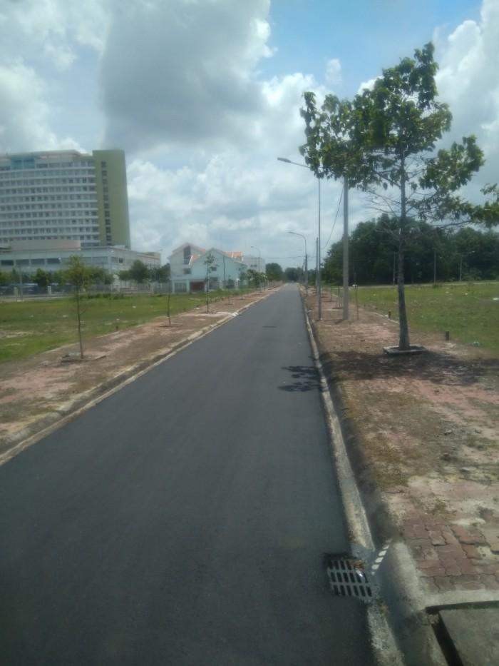 Bán đất nền ngay trung tâm thành phố Bà Rịa.