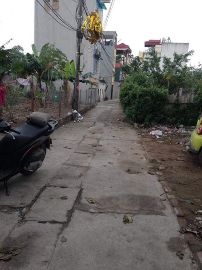 Bán Đất Đường 5 Kéo Dài,Gần Cầu Đông Trù 95m2, MT4.4m, Long Biên, Hà Nội