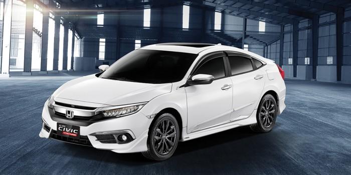 Bán xe Honda Civic 1.5L-Nhập Thái nguyên chiếc-Đủ màu-Khuyến mãi khủng-Giao hàng ngay