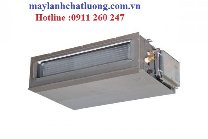 Đại lý cung cấp chính hãng Máy lạnh giấu trần ống gió Mitsubishi heavy FDUM125CR-S5- Gas R410- 5hp0