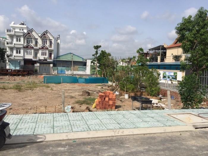 Ngân hàng thu hồi đất mở bán đất mt chợ Hốc Môn