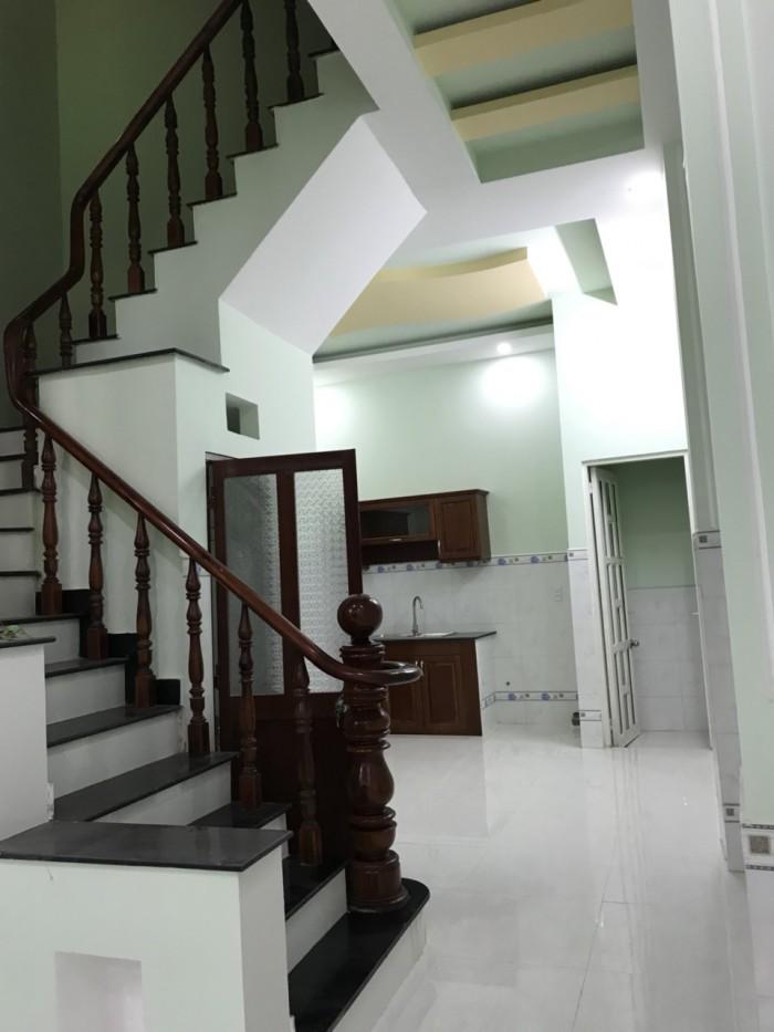 Nhà Phước Long B SHR MỚI 3 lầu , Hẻm Ô tô Dương Đình Hội ,