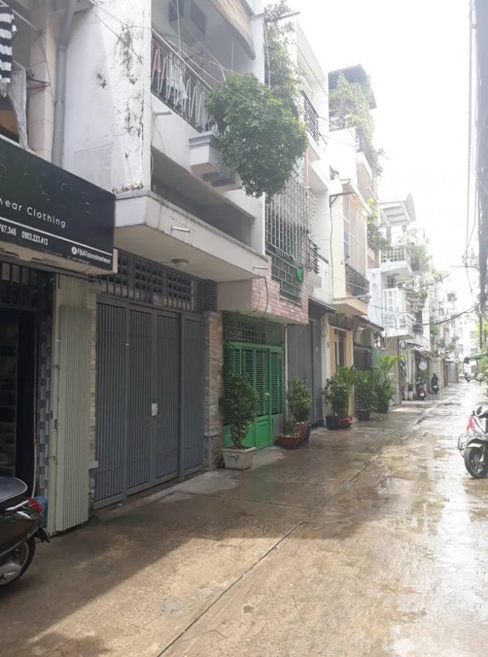 Bán nhà cấp 4 Huỳnh Văn Bánh phường 13 Phú Nhuận, 92 m2, hẻm xe hơi