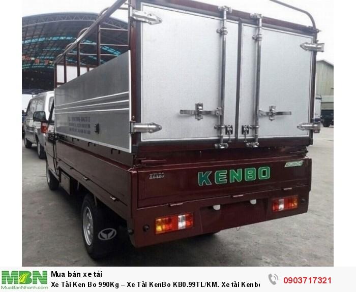 Xe Tải Ken Bo 990Kg 7