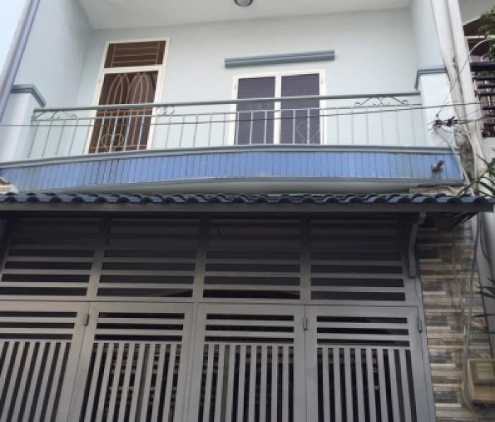 Bán nhà MTNB Nguyễn Trường Tộ, 4mx20.75m, 1 lầu, P. Tân Thành, Q. Tân Phú