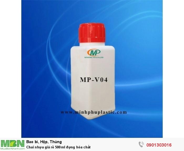 Chai nhựa giá rẻ, chai nhựa 500ml đựng hóa chất, chai nhựa 1l, chai nhựa 250ml, chai nhựa hdpe5