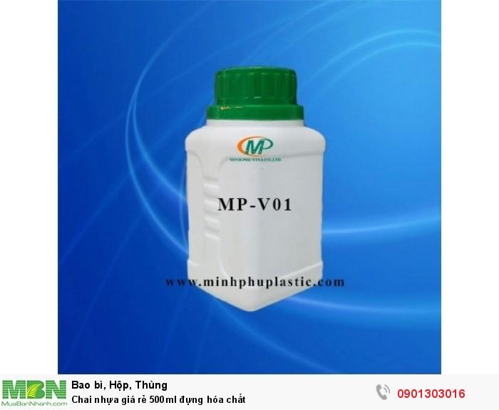 Chai nhựa giá rẻ, chai nhựa 500ml đựng hóa chất, chai nhựa 1l, chai nhựa 250ml, chai nhựa hdpe7