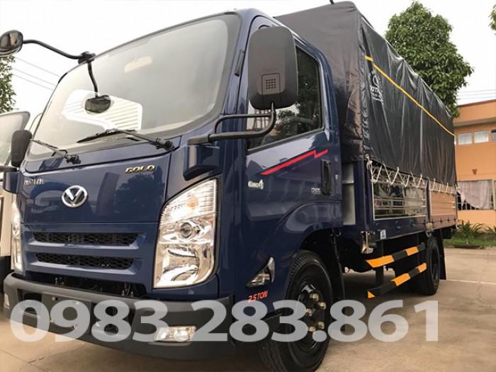 Đại lý xe tải đô thành xe tải iz65 đô thành,hỗ trợ trả góp 90%.