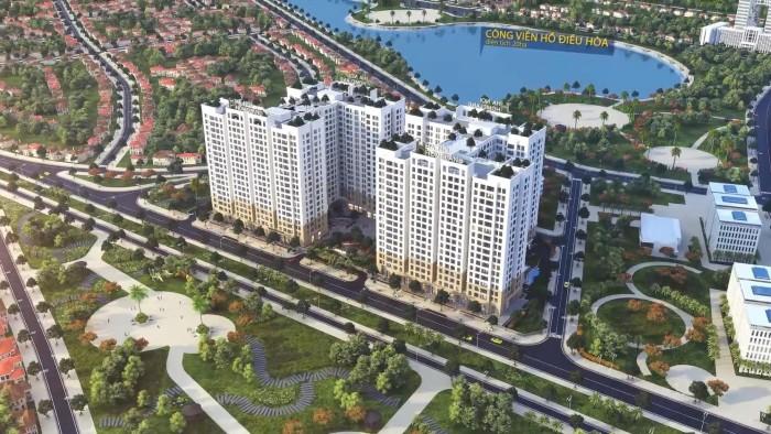 Bán suất ngoại giao tầng 10 CHCC Hà Nội Homeland Long Biên.
