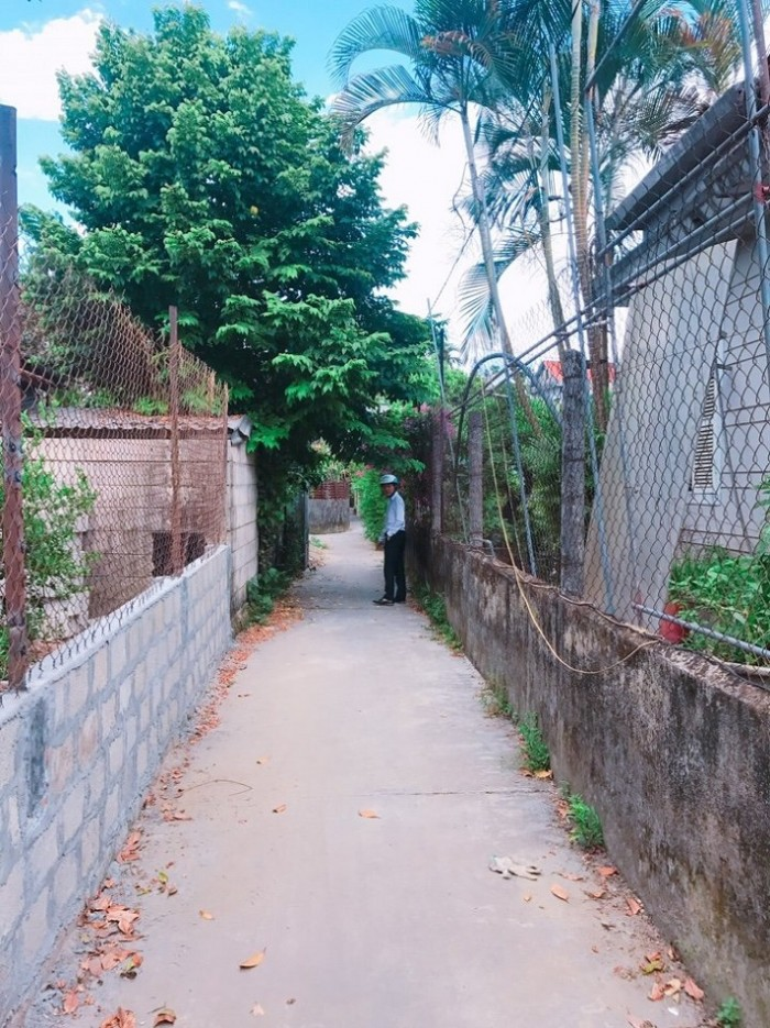 Cần nhượng lại lô đất Kiệt Hoàng Diêu, gần chợ Tây Lộc