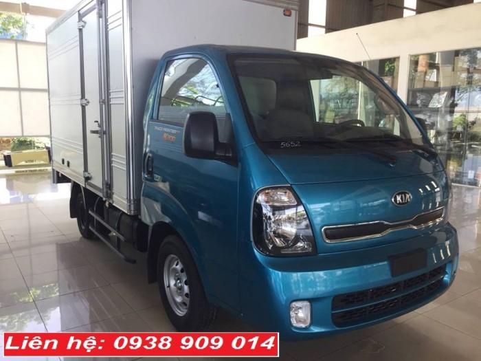 Bán trả góp xe tải Kia K200 động cơ Hyundai 1.9 tấn - Xe tải Thaco Frontier K200 Euro 4 năm 2018 tại Long An, Tiền Giang, Bến Tre